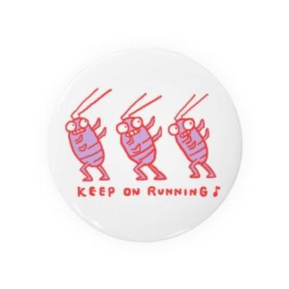 KeepOnRunning Badges