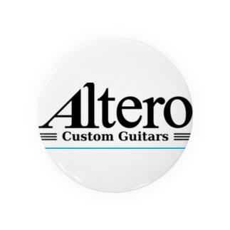 Altero Custom Guitars02(淡色向け) Badges