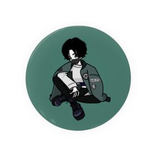 ますくちゃんⅢ Badges
