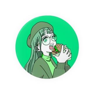 はらぺこちゃんⅢ Badges