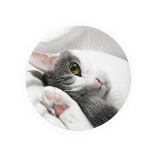 まどろみ猫 Badges