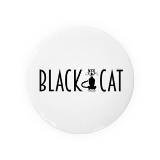 BLACK CAT Badge