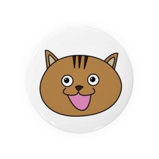 びっくり猫 Badges