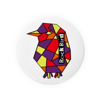 Rock鳥 Badges
