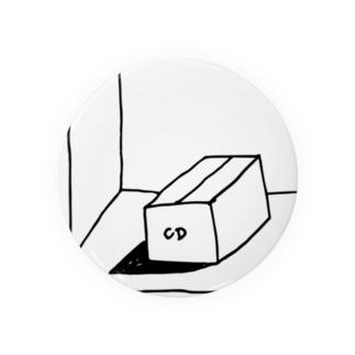 CD box Badges