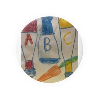 ABC キャロット Badges