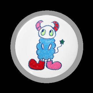 space a:kumoのa:kumoシリーズ_スクエア Badges