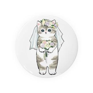 花嫁にゃん Badges