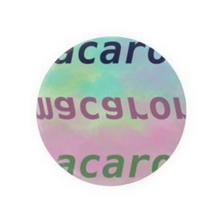 macaronイロチ Badges