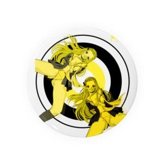 YOU PERV 006 レトロポップ 学園 クラッシュレモンゼリースカッシュ Badges