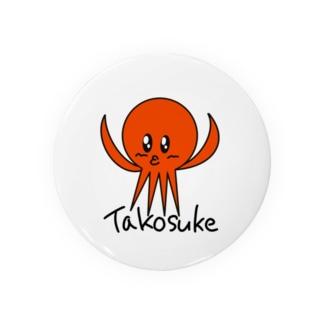 Takosuke Badges