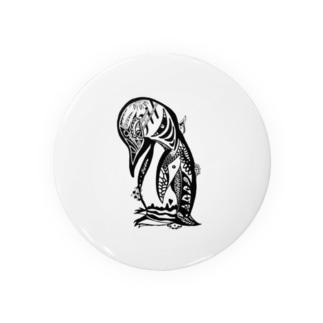 ペンギンのペギル Badges