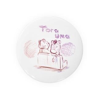 トラ&ウマ Badges