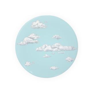 Cumulus humilis 〜積雲 Badges