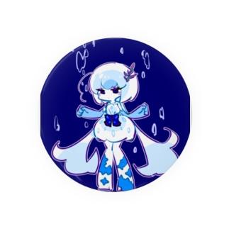 くらげ娘の帝姫ちゃん2 Badges