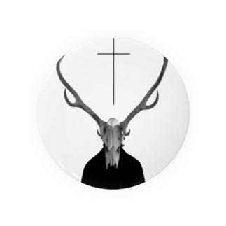 Bone&Cross Badges