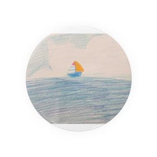 海とヨットドリーム Badges