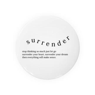 surrender ( サレンダー ) Badges