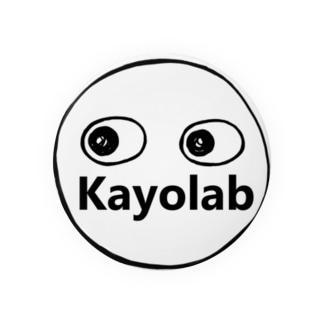 Kayolabくん Badges