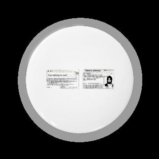 ELECTRICLADY LABOのオリジナルmovie Badges