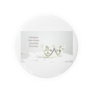 Fabulous Marvelous amazing Precious Badges
