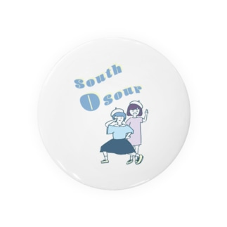 South-O-Sour(from かるがも団地) Badges