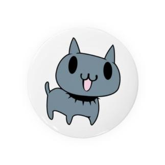 ジュウベエ(vkdbのネコ) 缶バッジ