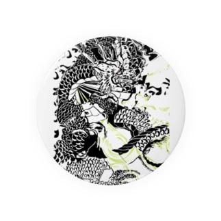 龍と風 Badges