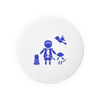 MOMOTARO Badges