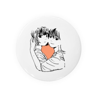 「すき」 Badges