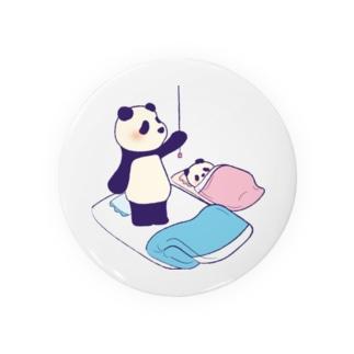 おやすみ Badge