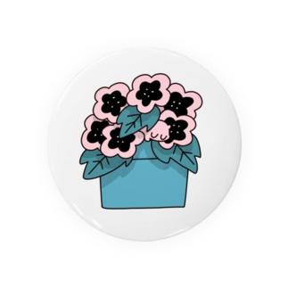 H pink Badges