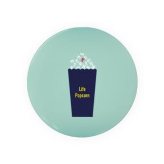🎥人生ポップコーン🎥 Badges