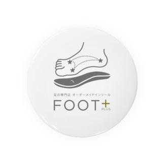 FOOT PLUS GOODS Badges