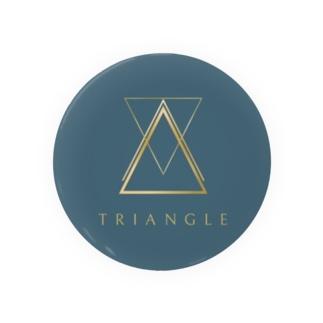 Shisha TRAIANGLE Badges