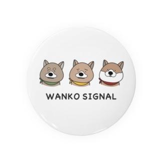WANKO SIGNAL Badges