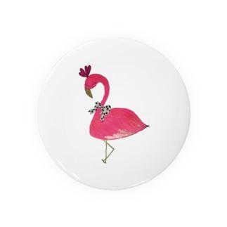 flamingo  PINK 🎀 Badges