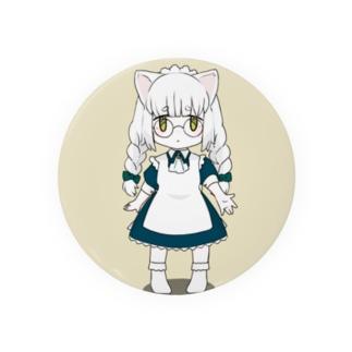 ネコミミメイド Badges