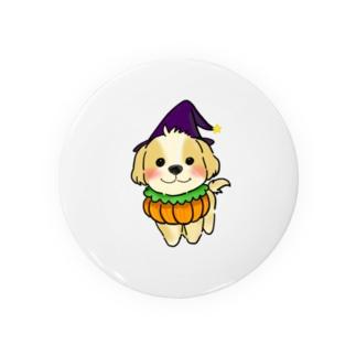 マルプーちゃん ハロウィーンスタイル! Badge