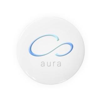 aura Tin Badge