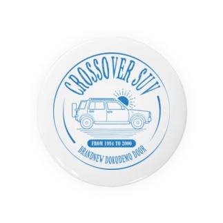 【格安】ラシーンだってCROSSOVER SUV Badge