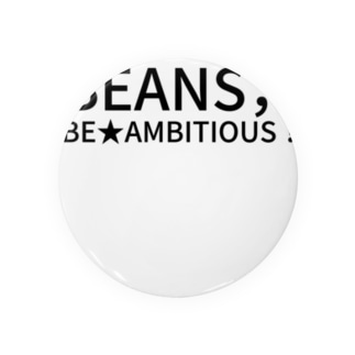 BEANS,BE★AMBITIOUS! Badges