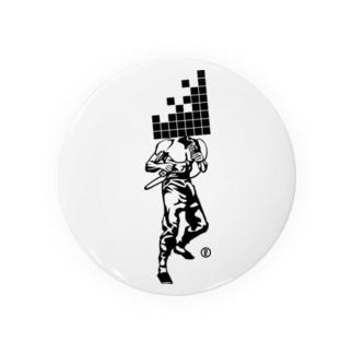 DE HUMAN02 Badges