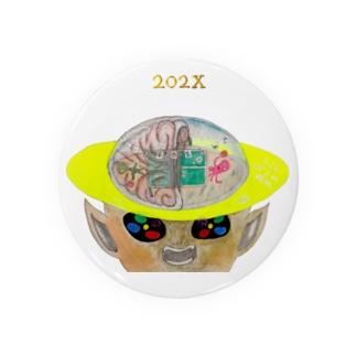 【明るめ】【ちょい上め】NEW OLYMPIX『202X』 Badges