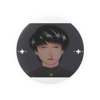 (体調)不良 Badge