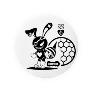 ESCHATOLOGYのバニービー・アイパッチ Badges