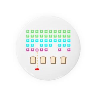 パンベーダーゲーム Badge