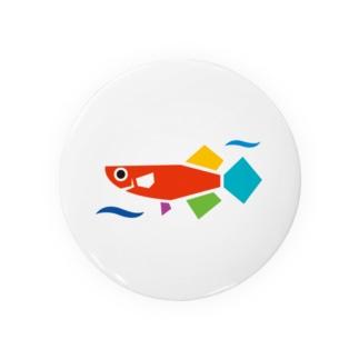 JMAロゴのみ Tin Badge