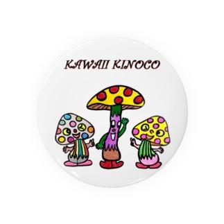 KAWAII KINOCO Badges