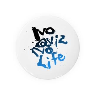 no quiz no life ペイント風 グラデーション Badges
